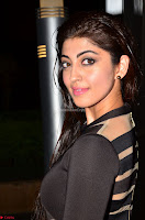 Pranitha Subhash in a skin tight backless brown gown at 64th Jio Filmfare Awards South ~  Exclusive 002.JPG]